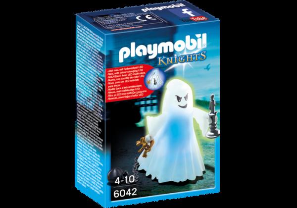 Fantôme avec LED multicolore