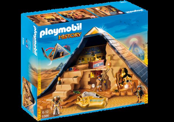 Pyramide du pharaon