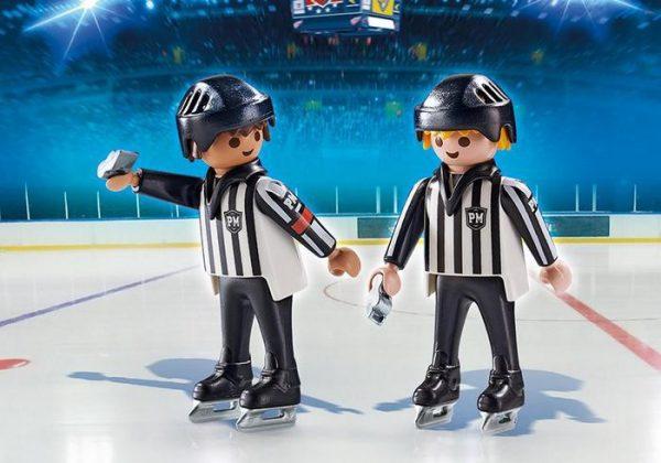 Arbitres de hockey
