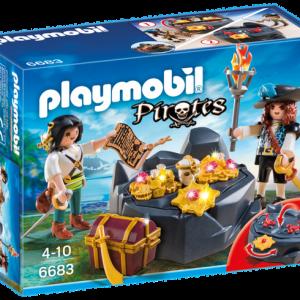 Pirates et trésor royal