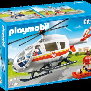 Hélicoptère médical