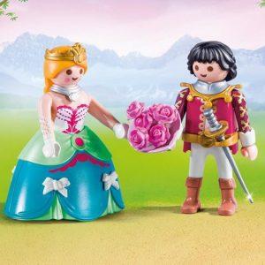 PLAYMOBIL DuoPack Prince et princesse