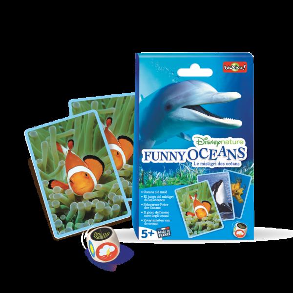 Funny Oceans Le mistigri des océans !