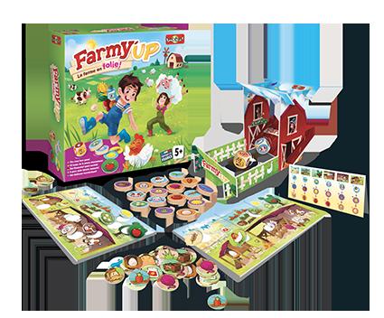 Farmy'Up La ferme en folie !