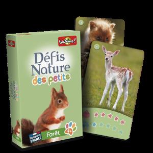 Défis Nature des petits – Forêt