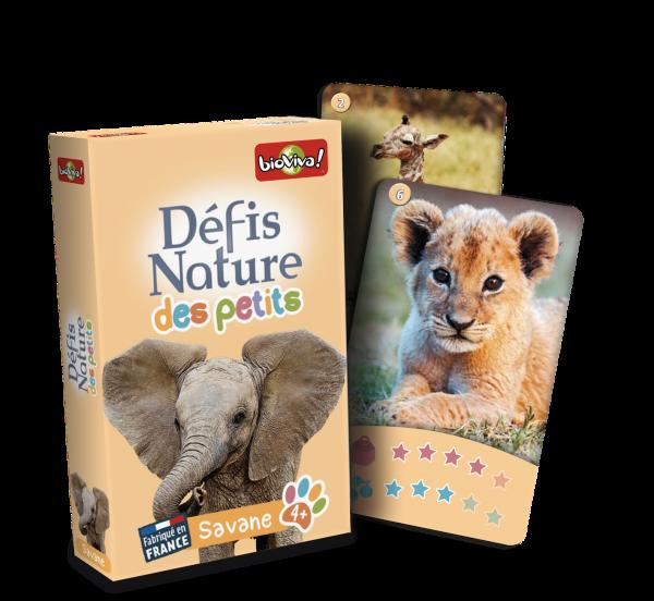 Défis Nature des Petits – Savane