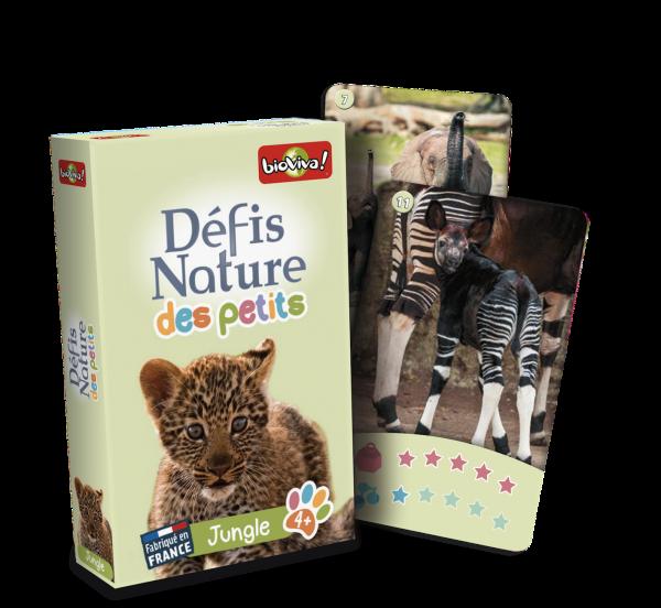 Défis Nature des Petits – Jungle