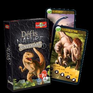 Défis Nature Dinosaures 3 – noir