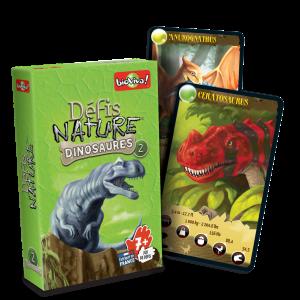 Défis Nature Dinosaures 2 – vert