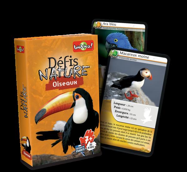 Défis Nature Oiseaux