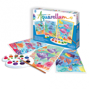 "Aquarellum ""Fonds Coralliens"""