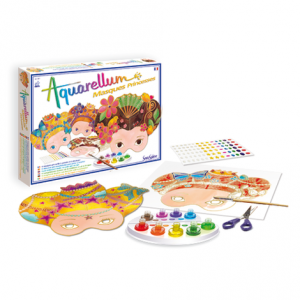 Aquarellum & Masques Princesses