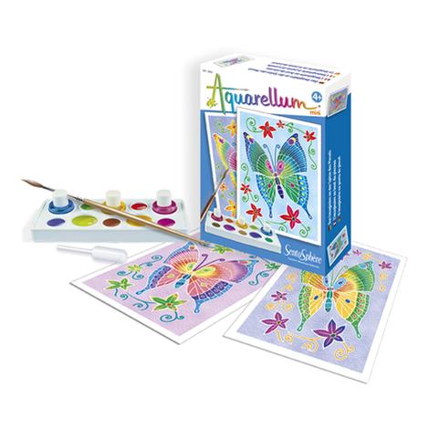 "Aquarellum Mini ""Papillons"""