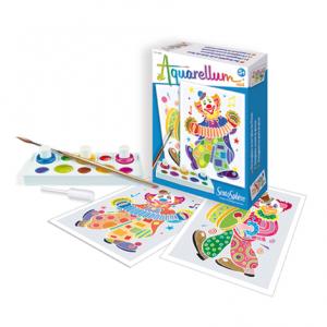 "Aquarellum Mini ""Clowns"""