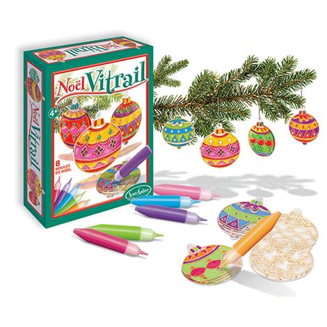 Noël Vitrail