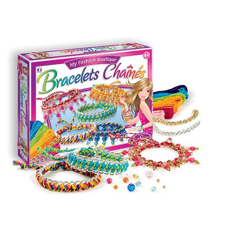 Bracelets Chaînés
