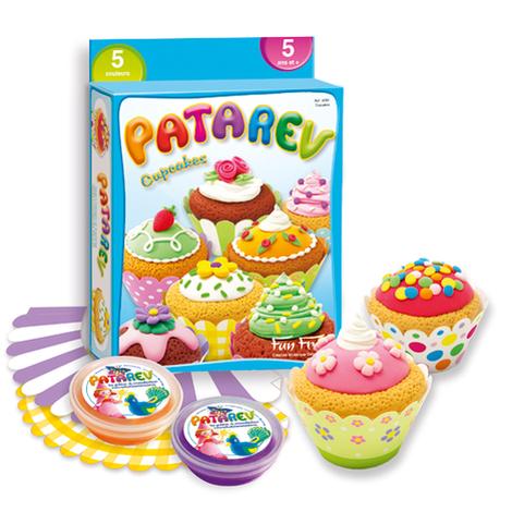 Patarev Blister Cupcakes