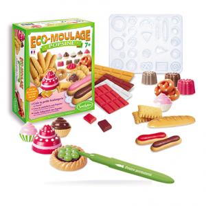 "Eco-Moulage Popsine ""Ma Petite Boulangerie"""