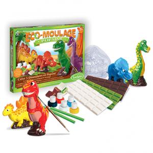 "Eco-Moulage Popsine ""Les Dinosaures"""