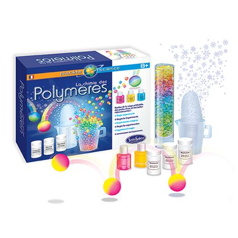 Planète Science - La Chimie des Polymères