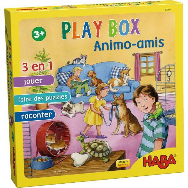Play Box Animo-amis