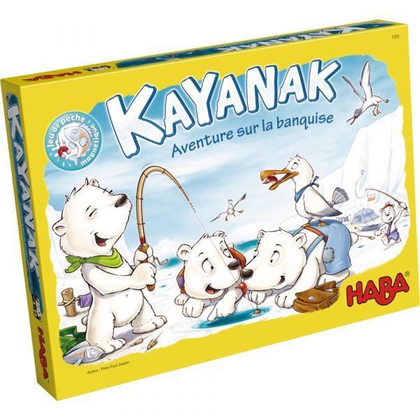 Kayanak – Aventure sur la banquise