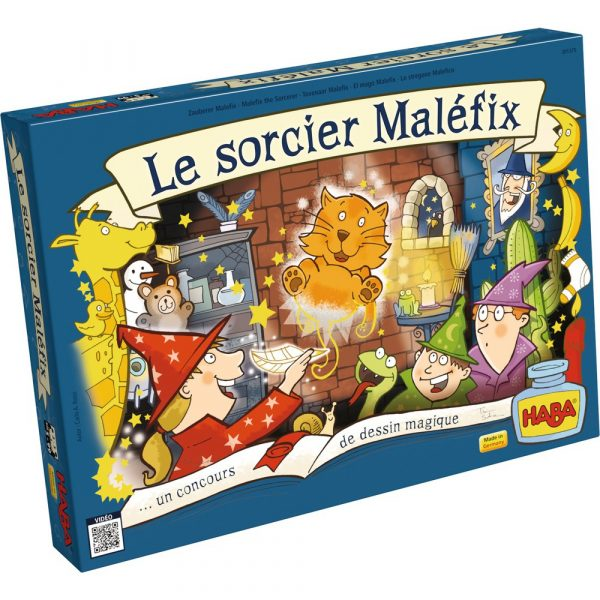 Le sorcier Maléfix