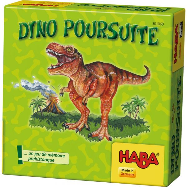 Dino poursuite