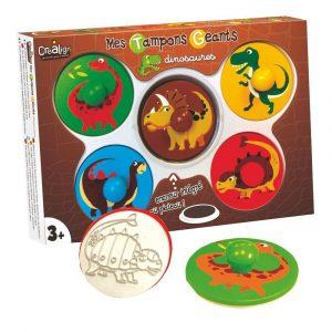 Tampons Géants Les Dinosaures
