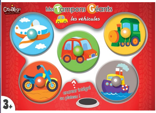 Tampons Géants Vehicules