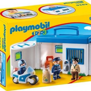 Commissariat de police transportable