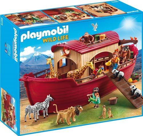 Arche de Noé avec animaux édition limitée