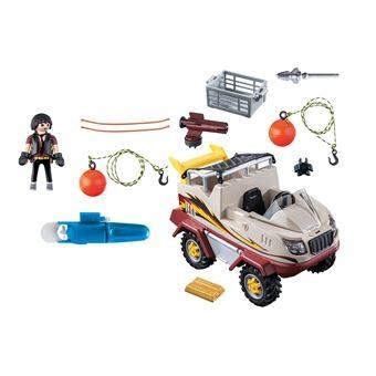 vehicule amphibie et bandit