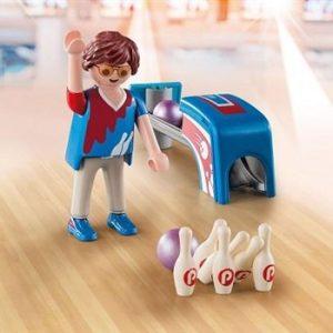 Joueur de bowling